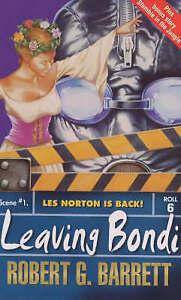 Leaving Bondi by Robert G. Barrett - Small Paperback - 20% Bulk Book Discount