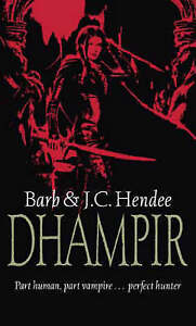 Dhampir, By Barb Hendee,in Used but Acceptable condition