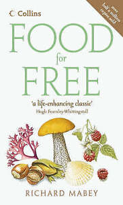 Food-for-Free-Collins-Natural-History-Mabey-Richard-Very-Good-Book
