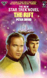 David-Peter-The-Rift-Star-Trek-Book