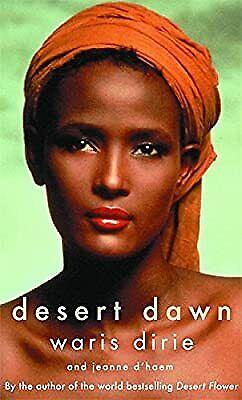 Desert Dawn, Dirie, Waris, Used; Good Book