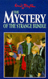 The-Mystery-of-the-Strange-Bundle-Five-Find-outers-Dog-Enid-Blyton-Book
