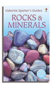 034NEW034 Rocks and Minerals Usborne Spotter039s Guide Alan Woolley Book - Consett, United Kingdom - 034NEW034 Rocks and Minerals Usborne Spotter039s Guide Alan Woolley Book - Consett, United Kingdom