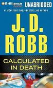 J.D. Robb Audio Books CD