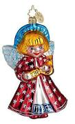 Christopher Radko Angel Ornaments