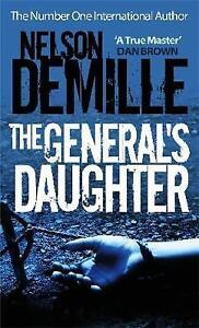 The General's Daughter by Nelson DeMille (Paperback) New Book