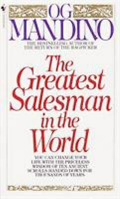 Greatest Salesman In The World By Mandino, Og
