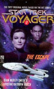 Dean-Wesley-Smith-Kristine-Kathryn-Rusch-The-Escape-Star-Trek-Voyager-Book
