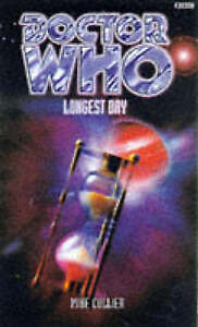 Longest Day (Dr. Who Series)-ExLibrary