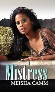 Mistress by Camm, Meisha -Paperback