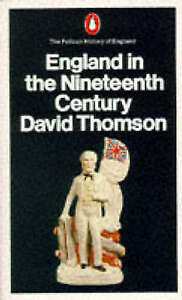 England-in-the-19th-Century-1815-1914-Volume-8-Hist-of-England-ExLibrary
