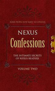 NEW-Nexus-Confessions-Vol-2-ll-Two-Erotic-Fiction-Book