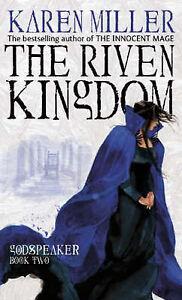 The-Riven-Kingdom-by-Karen-Miller-Paperback-2008
