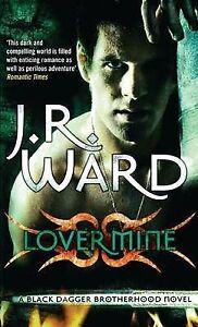 Lover-Mine-Black-Dagger-Brotherhood-Series-J-R-Ward-Used-Good-Book