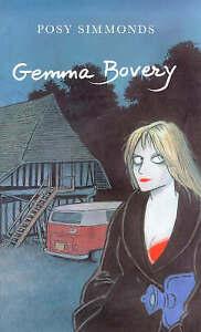 Gemma Bovery by Posy Simmonds (Hardback, 1999)
