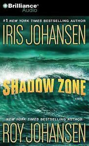 Shadow Zone by Iris & Roy Johansen (2010, 2010,  Abridged, CD) USED