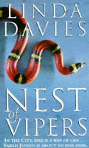 Nest of Vipers by Linda Davies (Paperback, 1995)