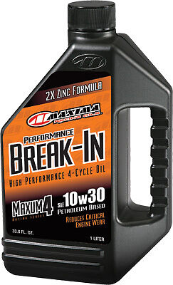 MAXIMA MAXUM 4 BREAK-IN HI-PERF. 4-CYCLE OIL 10W-30 1L 30-10901