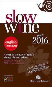 Slow Wine 2016  BOOK NEW