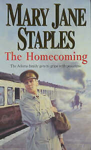 The Homecoming (The Adams Family), Staples, Mary Jane, Very Good Book