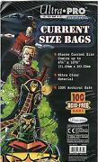 Comic Bags