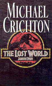Michael-Crichton-The-Lost-World-Book