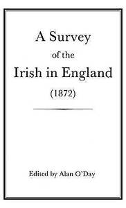 A Survey of the Irish in England (1872)-ExLibrary