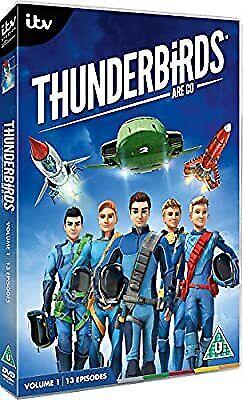 Thunderbirds Are Go: Vol. 1 [DVD], , Used; Very Good DVD