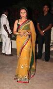 Rani Mukherjee Saree