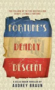 Fortune's Deadly Descent (Fortune Series)-ExLibrary