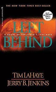 Tim Lahaye/Jerry B. Jenkins-Left behind Series (Various Prices)