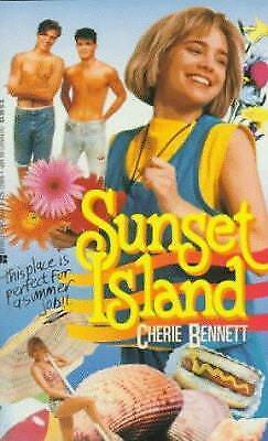 Sunset Island By Cherie Bennett