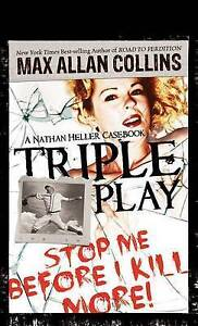Triple Play: A Nathan Heller Casebook (Nathan Heller Novels)-ExLibrary