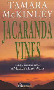Jacaranda Vines, By McKinley, Tamara,in Used but Acceptable condition