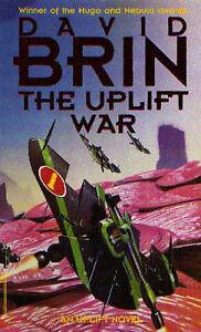 The Uplift War, Brin, David Paperback Book