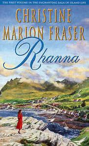 Rhanna, Christine Marion Fraser | Paperback Book | Acceptable | 9780006155980