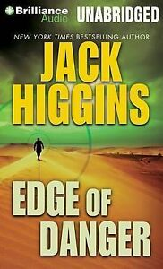 NEW-Edge-of-Danger-Sean-Dillon-Series-by-Jack-Higgins