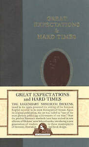Great Expectations (Nonesuch Dickens) AND Hard Times (Nonesuch Dickens), Charles