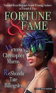 NEW Fortune & Fame (Thorndike Press Large Print African American Series)