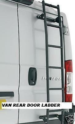 Van Rear Door Ladder Ebay