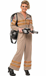 Couple Ghost Buster's Costumes