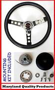Grant Steering Wheel Red