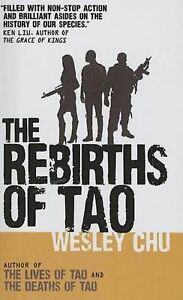 The Rebirths of Tao by Chu, Wesley -Hcover