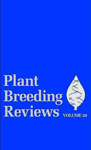 Plant Breeding Reviews, Volume 20, Jules Janick