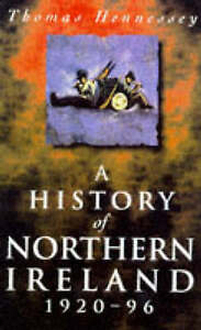 A History of Northern Ireland, 1920-96-ExLibrary