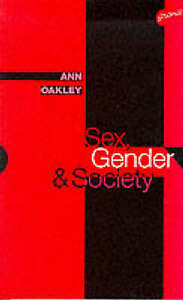 Sex, Gender and Society-ExLibrary