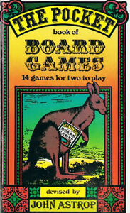 Great Book containing 14 Board Games