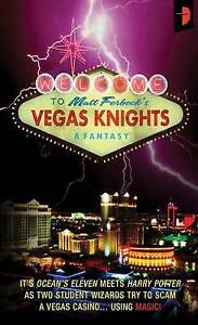 Very Good 0857660845 Paperback Vegas Knights Angry Robot Matt Forbeck - Lampeter, United Kingdom - Very Good 0857660845 Paperback Vegas Knights Angry Robot Matt Forbeck - Lampeter, United Kingdom