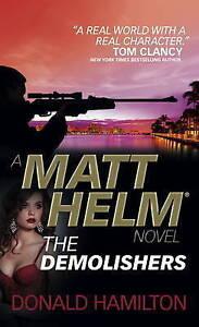 The Demolishers by Hamilton, Donald -Paperback