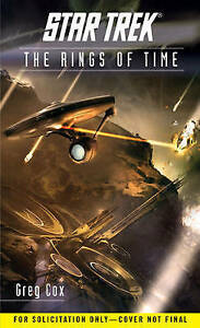 TheRings of Time by Cox, Greg ( Author ) ON Feb-16-2012, Paperback, Cox, Greg, V